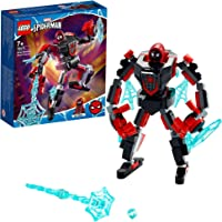 LEGO Miles Morales Mech Armor V29 Building Blocks for 7 Years and Above