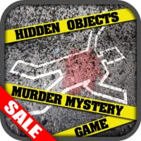 Hidden Objects Murder Mystery Detective Game (Kindle Tablet Edition)