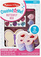 Melissa & Doug DYO Butterfly Box, Multi Color