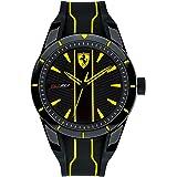 Scuderia Ferrari Casual Watch for Unisex, Silicone, 830482