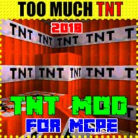 Mods : TNT Mod for MCPE