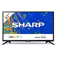 32BC6E - Téléviseur SHARP 32'' HD Ready Smart
