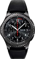 Samsung R760 Gear S3 Frontier Smart Watch - Space Grey