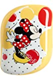 Tangle Teezer Compact Styler Detangling Hairbrush Disney, Minnie Mouse, Sunshine Yellow