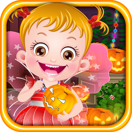 Baby Hazel Halloween Party (Baby Hazel Spiele Halloween-spiele)