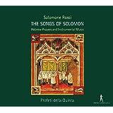 Rossi: The Songs of Solomon - Hebräische Gebete und Instrumentalmusiken