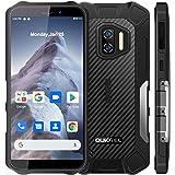Telefono Móvil Resistente OUKITEL WP12, Android 11 4GB RAM+32GB ROM, 13MP+8MP Cámara con NFC Rugged Smartphone, 5.5''HD Imper
