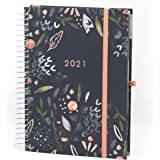 Boxclever Press Life Book Academic Diary 2020-2021. Stunning A5 Weekly Planner with Perforated Lists, Planning Pages…