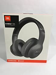 JBL Everest 700 Over Ear Wireless Headphones, Black