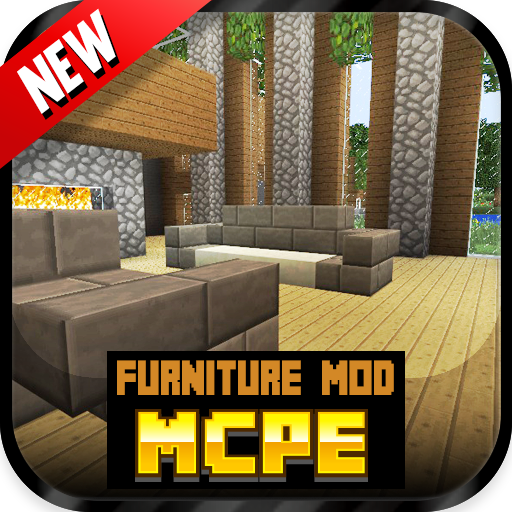 furniture-pack-mod-pe-for-mc-pocket-edition