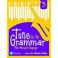 English Grammar Book, Tune in to Grammar, 8 -9 Years (Class 3), By Pearson