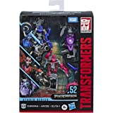 Transformers Toys Studio Series: Revenge of The Fallen Movie Arcee Chromia Elita-1, Action Figure 3-Pack