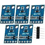 AZDelivery 5 x GY-521 Modulo MPU-6050 Giroscopio 3 Ejes y Sensor Acelerador compatible con Arduino con E-Book incluido!