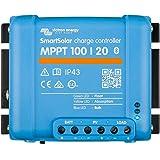 Victron Energy SmartSolar MPPT Contrôleur de Charge 100/20-48 12V 24V 48V 20A Contrôleur de Charge Solaire Bluetooth Intégré