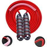 Professional Jump Rope Skipping Rope for Exercise Tangle-Free Speed Jump Rope
