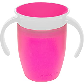 Munchkin Miracle 360 Trainer Cup, Pink