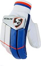 SG Ecolite Batting Gloves (Color May Vary)