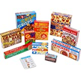 Melissa & Doug Grocery Boxes for Pretend Kitchens and Shopping (11 Pieces)