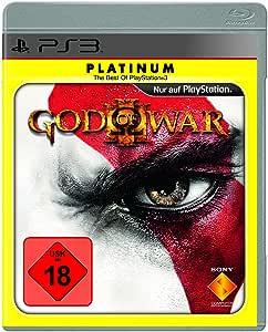 God of War 3 Ungeschnitten Platinum [Edizione: Germania]