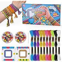 Oligo Kit de Bricolage pour Enfants pour La Conception Et La Fabrication de Bracelet d'Amitié - pour Le Cadeau du…