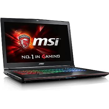 MSI Gaming GE72 6QD(Apache Pro)-007ES - Ordenador portátil (i7-