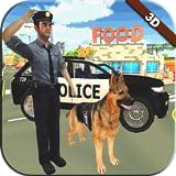 Verrückt Polizei Hund Simulator