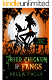 Fried Chicken & Fangs (A Southern Charms Cozy Mystery Book 2) (English Edition)