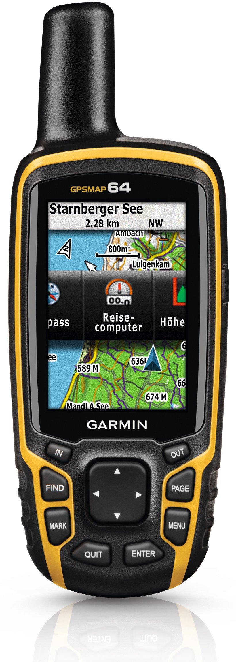 Garmin GPSMAP 64 Handheld Navigator 2
