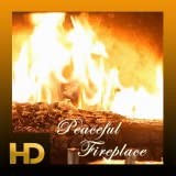 Peaceful Fireplace HD