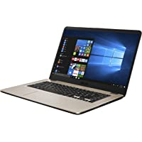 ASUS VivoBook 15 X505ZA-EJ509T AMD Quad Core Ryzen 5-2500U 15.6-inch FHD Thin and Light Laptop (8GB RAM/1TB HDD/Windows 10/Integrated Graphics/1.60 Kg), Icicle Gold