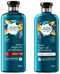 Herbal Essences Bio Renew Argan Oil Of Morocco Shampoo, 400 ml with Herbal Essences Bio Renew Argan Oil Of Morocco...