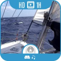 Sailing The Ocean HD (1 Stunde Video, Sound & Musik)