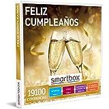 Smartbox - Caja Regalo para cumpleaños- Feliz cumpleaños - Caja Regalo para Hombres - 1 Experiencia de Estancia, gastronomía,