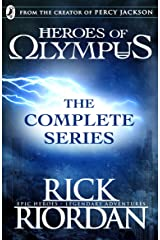 Heroes of Olympus: The Complete Series (Books 1, 2, 3, 4, 5) Kindle Edition