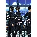 Seven Days: Monday–Sunday (Yaoi Manga) (English Edition)