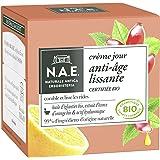 N.A.E. - Crème Visage Jour Anti-Rides - Certifiée Bio - Huile d'Eglantier Bio et Extrait d'Ecorce d'Orange Bio - 98% d'ingréd