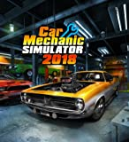 Car Mechanic Simulator 2018 [PC Code - Steam]