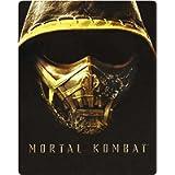 Mortal Kombat [Amazon Exclusive Steelbook] [UHD] [2021] [Blu-ray] [Region Free]