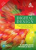 Digital Design | With an Introduction to the Verilog HDL, VHDL, and SystemVerilog | Sixth Edition | By Pearson