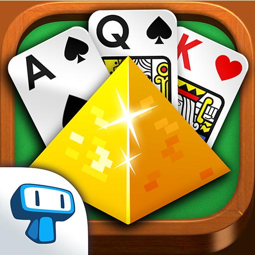 Pyramid Solitaire Premium (Kostenloses Solitaire-kartenspiel)