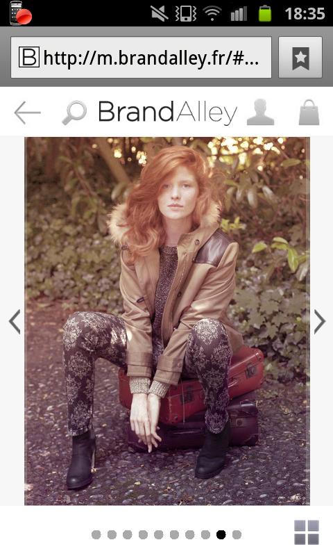 Brandalley vente priv e v tements et chaussures de - Ventes privees brandalley ...
