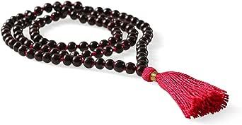 Rosario Mala, in legno di sandalo rosso