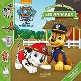 Pat'Patrouille Mes activités imagiers-Les animaux