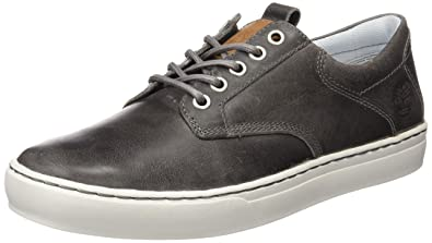 Timberland Adventure 2.0 Cupsole Leasteeple, Oxford Homme, Gris (Steeple Grey Chaos),