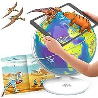 Shifu Orboot World of Dinosaurs (App Based): interattivo, educativo, globo AR per ragazzi e ragazze - STEM giocattolo…