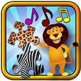 Animal Jigsaw Puzzles infantiles - juego educativo jóvenes enseña formas y juego apto para niños pequeños y pre escolar de niños y niñas 3 +