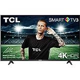 TCL 50AP610 telewizor 50 cali (126 cm), 4K HDR, UHD, Smart TV, wąska konstrukcja (Micro Dimming, Smart HDR, Dolby Audio, T-ca