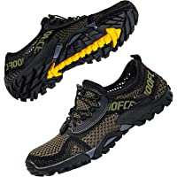 lavibelle Water Shoes Barefoot Shoes - Unisex Quick Drying Aqua Shoes Trail Running Shoes Gym Fitness Trainers for Beach…