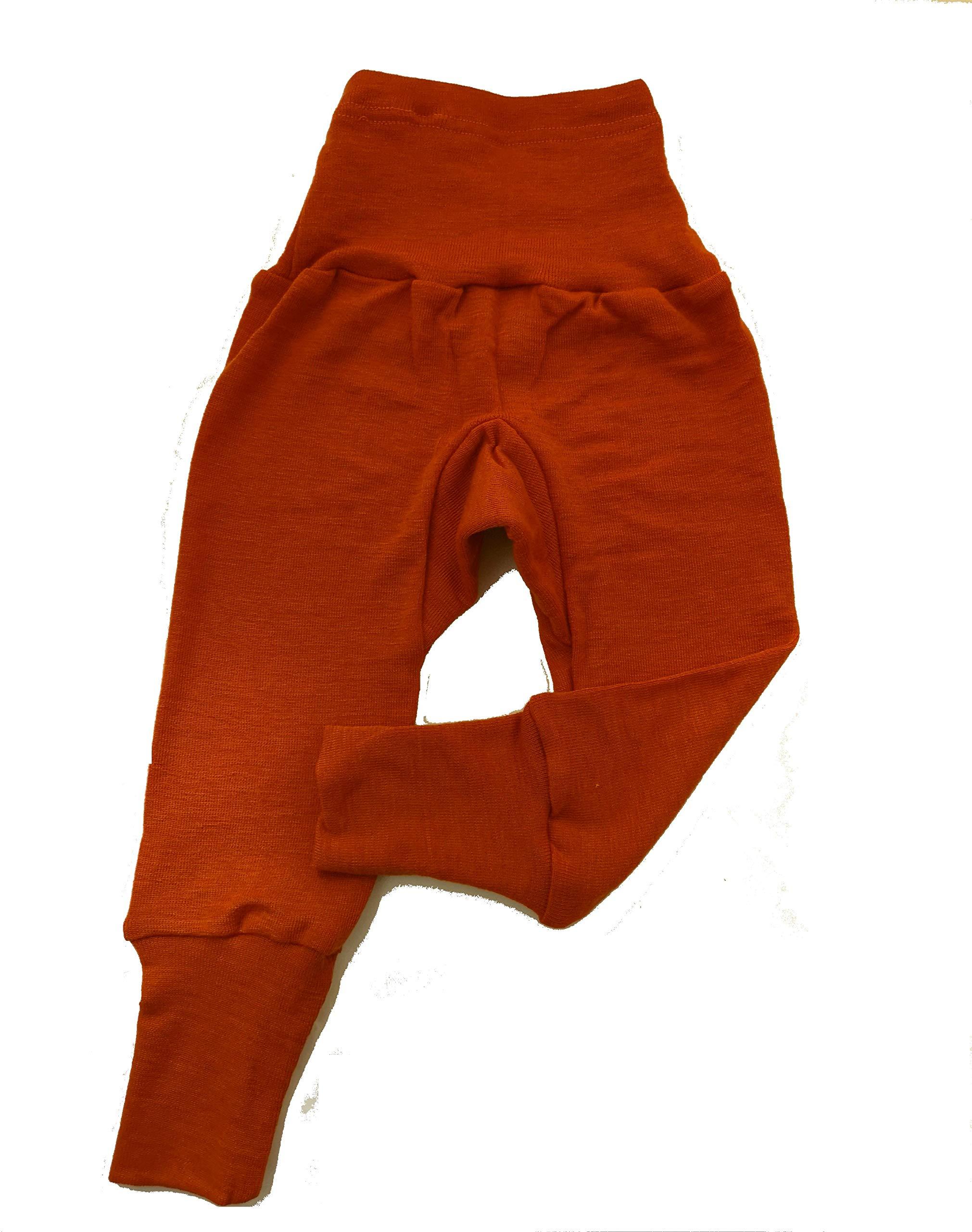 Cosilana Pantalón Largo con cintura de 70 % Lana y 30 % Seda KBT 1