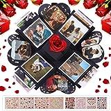 VPCOKScatola Regalo Idee Regalo ExplosionBox Foto 19PCS Regali per Lei Regali per Lui Regali Migliore Amica Regali di Anniv